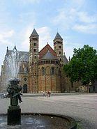 Maastricht 2008 Saint Servatius Basilica