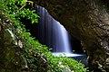 Macgregor Falls and Cave Creek in Springbrook National Park 01.jpg