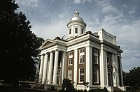 Madison County Mississippi Courthouse