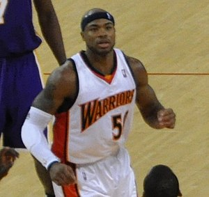 Corey Maggette - Maggette with the Warriors in November 2009