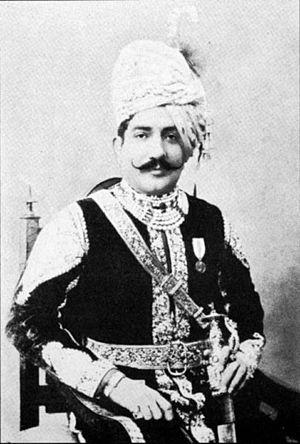 Ajit Singh of Khetri - Ajit Singh
