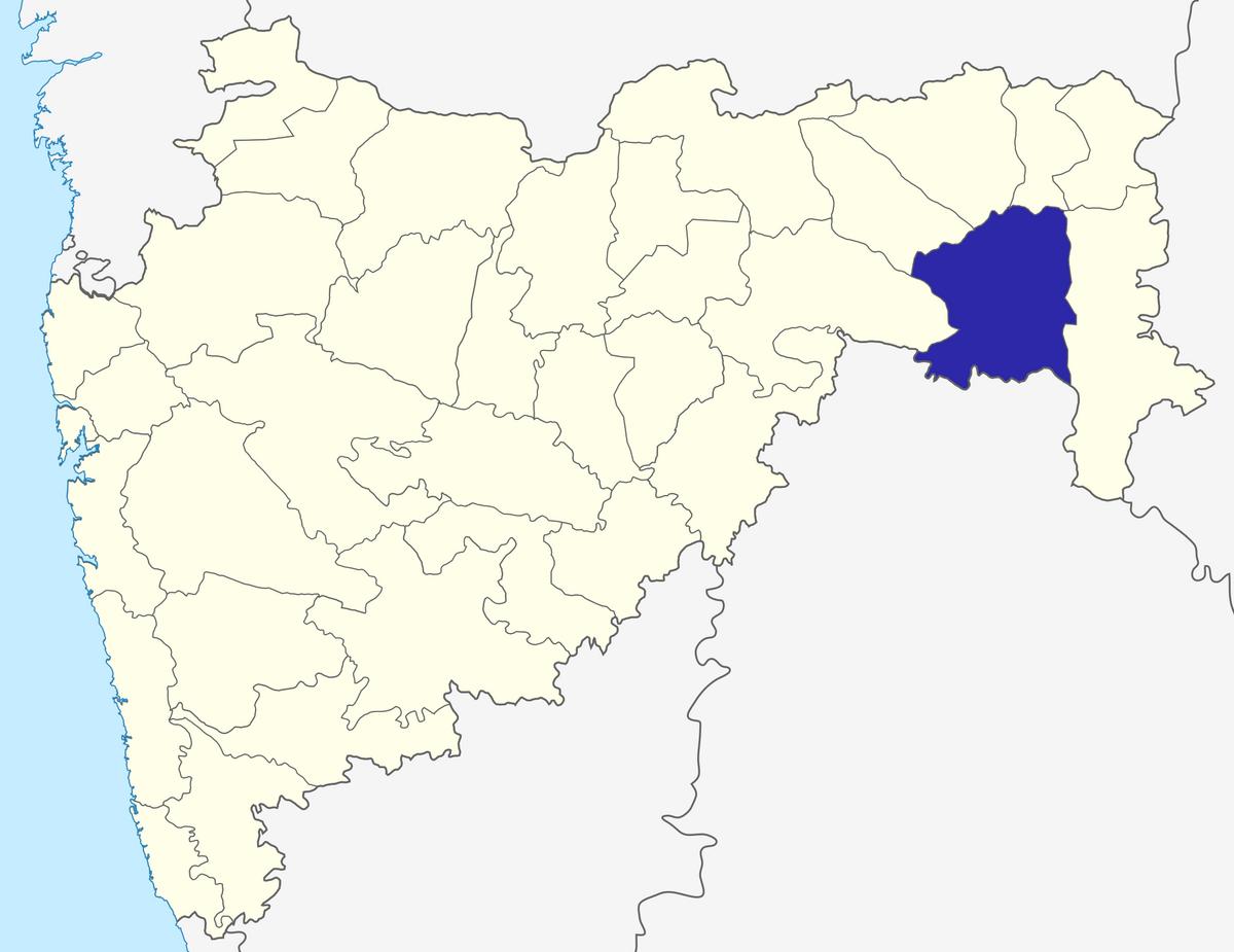Chandrapur district - Wikipedia