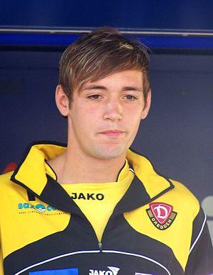 Maik Kegel - Kegel with Dynamo Dresden
