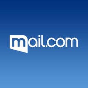 Mail.com - Image: Maildotcomlogo