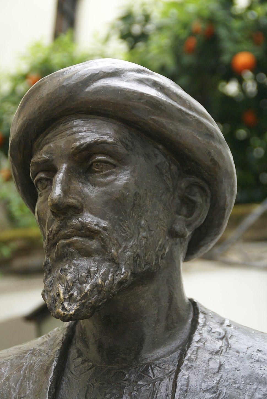 Maimonides statue - Cordoba