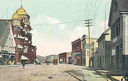 Main Street, Looking North, Fairfield, ME.jpg