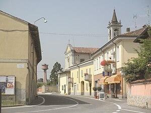 Mairago - Image: Mairago via Agostino Bassi