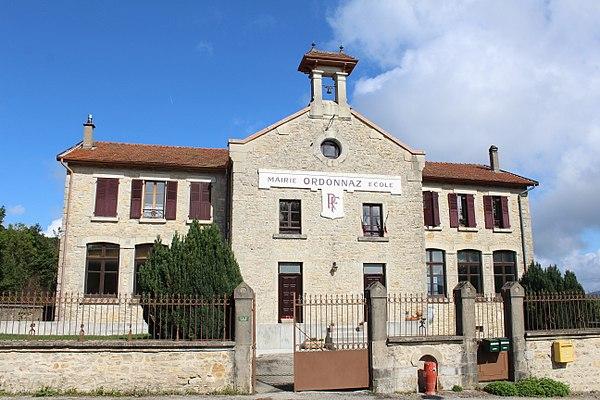 Photo de la ville Ordonnaz