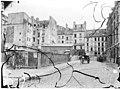 Maison - Vue des démolitions - Paris 05 - Médiathèque de l'architecture et du patrimoine - APMH00037884.jpg