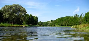 Ashfield–Colborne–Wawanosh - Image: Maitland River