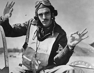 George Preddy United States Army Air Forces fighter ace