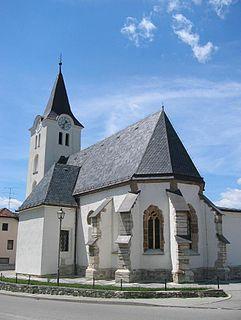 Makole Town and Municipality in Slovenia