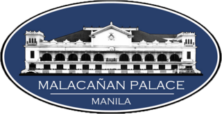Malacañang Palace the official residence and principal workplace of the President of the Philippines