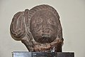 Male Head - Kushan Period - ACCN 19-1586 - Government Museum - Mathura 2013-02-23 5611.JPG