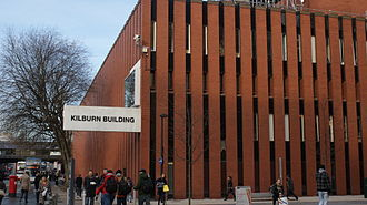 School of Computer Science, University of Manchester - The School of Computer Science is based in the Kilburn Building on Oxford Road