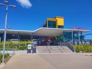 Mango Hill East railway station