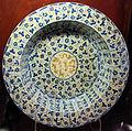 Manises, bacile con lustro metallico, 1450-1475 ca..JPG