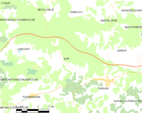 Map commune FR insee code 24004.png