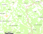 Map commune FR insee code 24050.png