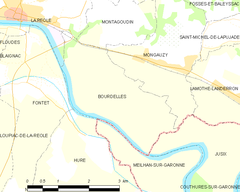 Map commune FR insee code 33066.png