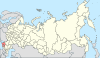 Map of Russia - Krasnodar Krai (2008-03).svg