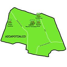 Azcapotzalco  Wikipedia la enciclopedia libre