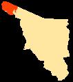 Mapa Municipios Sonora San Luis Río Colorado.png