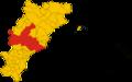 Mapa del marquesado de Finale en Liguria.png