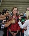 María Eugenia Vidal realizó declaraciones a la prensa luego de la reunión del gabinete porteño (6760523531).jpg