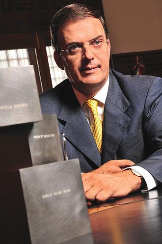 Marcelo Ebrard - Image: Marcelo Ebrard Casaubón