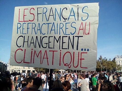 Marche pour le climat Paris 2018 12