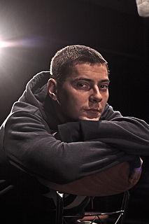Marčelo Serbian rapper and writer