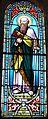 Marcillac-Saint-Quentin (Saint-Quentin) église vitrail choeur.JPG