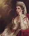 Margaret Georgiana, Countess Spencer, née Poyntz (1737-1814) by Henry Pierce Bone after Joshua Reynolds.jpg