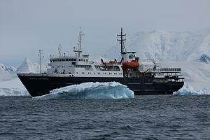 Oceanwide Expeditions - MV Ortelius in Antarctica