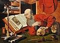 Marinus van Reymerswale, Saint Jerome.jpg