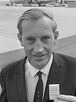 Marius Barnard in 1968
