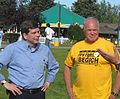 Mark Begich and Mark Drygas.jpg