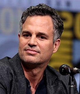 Mark Ruffalo American actor