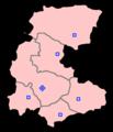 Markazi Province Constituencies.png
