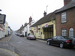 Markyate, The High Street - geograph.org.uk - 168514.jpg