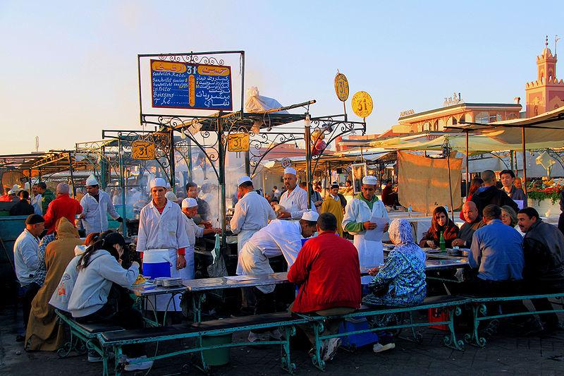 visit: Marrakesh, Morroco