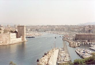 Provence wine - Marseille
