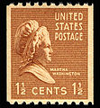 Martha Washington 1938 issue-1½c.jpg