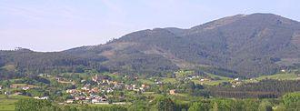 Mungialdea - Jata Mountain in Mungialdea