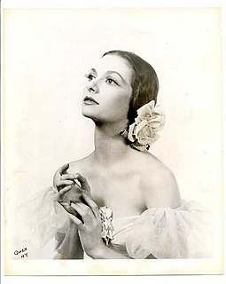 Mary Ellen Moylan American ballet dancer