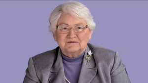Mary L. Good - Image: Mary Lowe Good Women in Chemistry from video