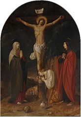 Mary and John at the Cross
