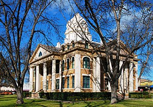 Mason, Texas - Mason County Courthouse