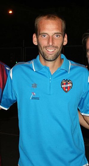 Mathieu Berson - Berson with Levante in 2007